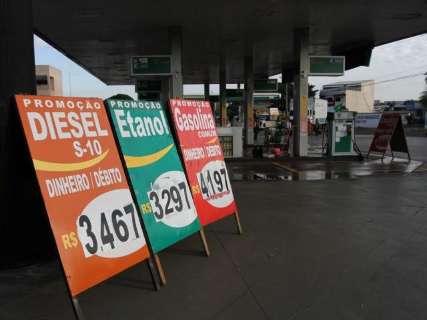Compra de diesel pelos postos após a greve foi a maior nos últimos 17 anos