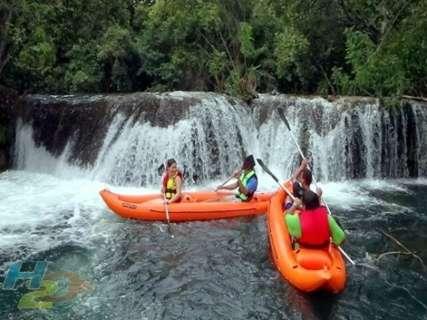 União dá a largada para demarcar margens do Rio Formoso