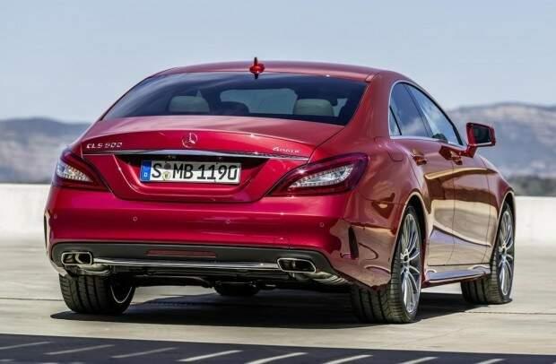 Novo Mercedes-Benz  CLS 2015 é apresentado oficialmente