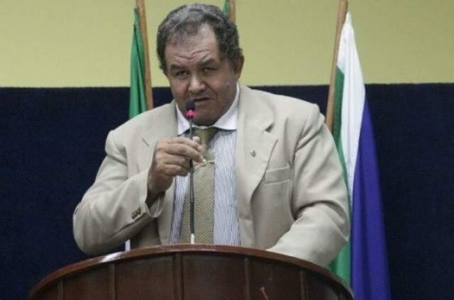 Valdeir Pedro Carvalho é investigado por irregularidades na Câmara Municipal (Foto: Antonio Paulo Munhoz)