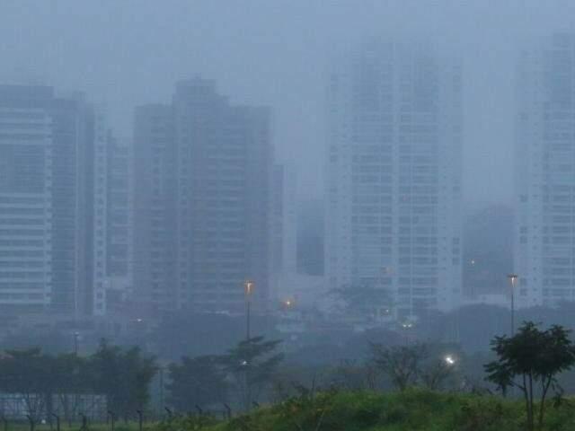 Sexta-feira será marcada pela predominância de uma massa de ar frio (Arquivo/Campo Grande News)