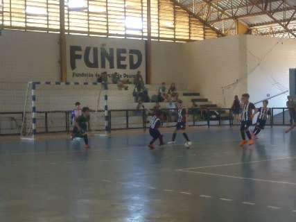 Rodada da Copa Pelezinho termina com três times classificados para semifinal