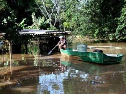 Após chuvas e estragos, Governo declara emergência em mais 1 cidade