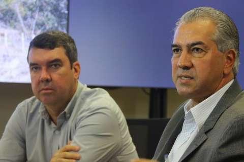 Maior desafio da economia de MS é melhorar a logística, diz Reinaldo
