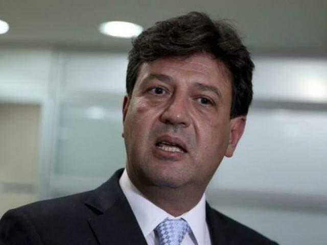 Mandetta diz que educação sexual é tema que passa por vários ministérios (Foto: Wilson Dias/Agência Brasil)
