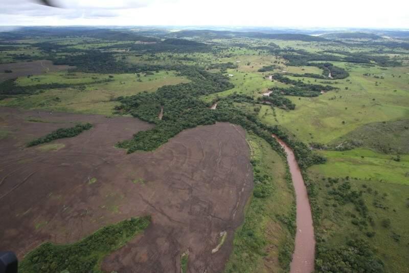 Tecnologia tem sido usada para ajudar ONGs que trabalham para salvar as cabeceiras dos rios do Pantanal. (Foto: Divulgação)