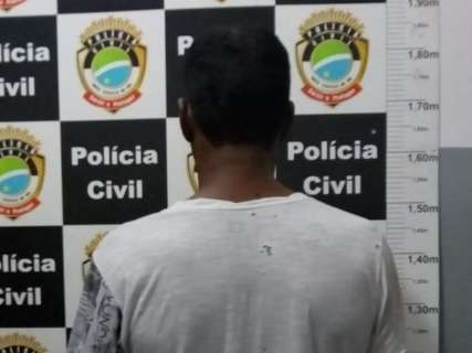 Homem de 38 anos é preso por estupro ao engravidar criança de 11 anos