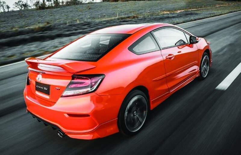 Honda Civic Si retorna ao mercado nacional com novo visual e motor mais potente