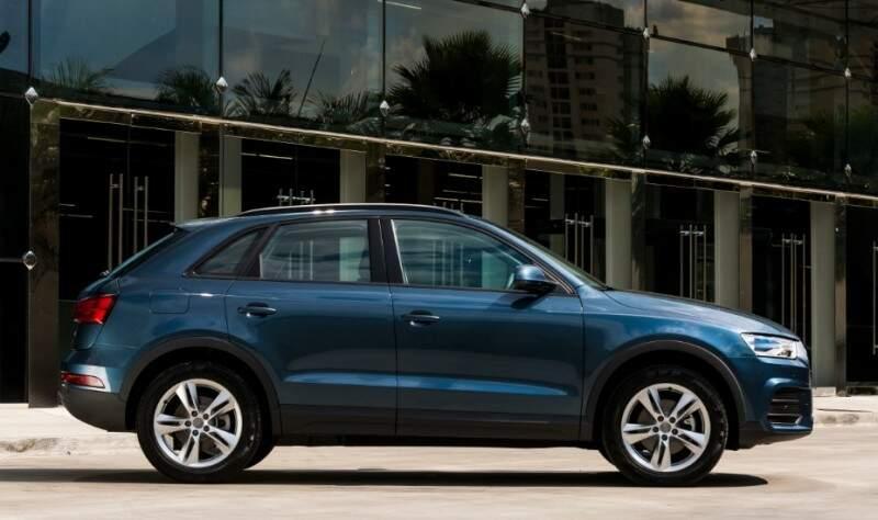 Audi inicia as vendas do Q3 nacional