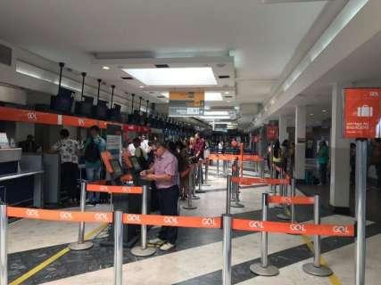 Transporte de cargas cresce 36,27% no Aeroporto da Capital em outubro