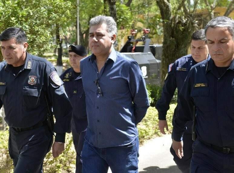 Pavão é aliado do PCC, mas na cadeia perdeu força; irmão dele foi morto em março (Foto: Arquivo)