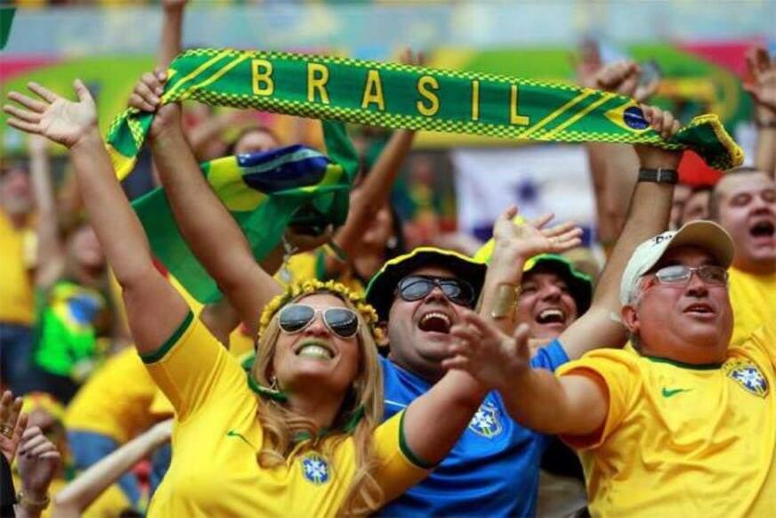 Torcer para o Brasil na Copa da Rússia nos jogos em dias úteis terá programação especial em todo o país (Foto: Divulgação)