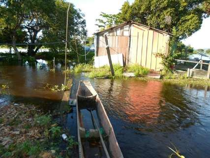 Ecoa alerta para cheia no Pantanal e solicita providências das autoridades