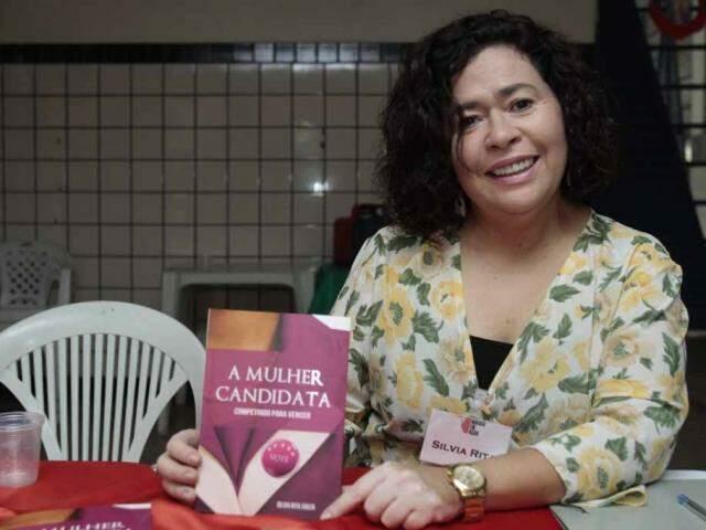 Sílvia Rita Oliveira de Souza, que foi secretária nacional de enfrentamento a violência contra as mulheres. (Foto: Divulgação)