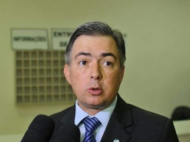 Secretário Antônio Carlos Videira vai participar de reunião em Brasília (Foto: Arquivo)
