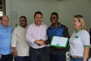 Comunidade quilombola de Furnas recebe Selo de Agricultura Familiar