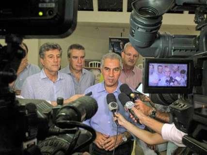 Reinaldo pede a Jair Bolsonaro pacto pelo fechamento das fronteiras