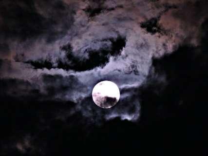 Amantes da lua poderão admirá-la em tamanho maior na quarta-feira