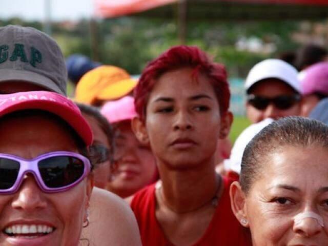 Com mais um evento só para elas, é difícil imaginar uma corrida sem as mulheres