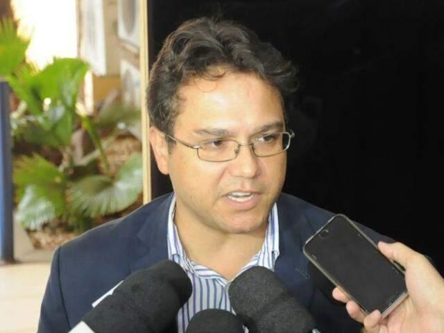 Secretário de Finanças, Pedrossian Neto (Foto: arquivo)