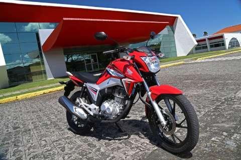 Honda lança CG 160 linha 2016