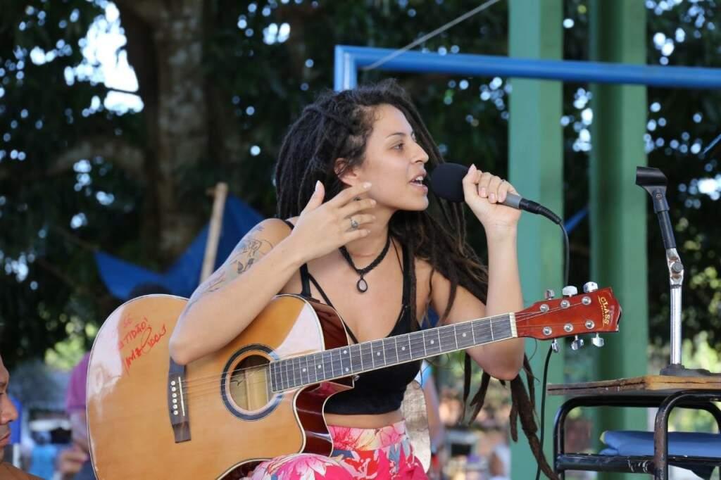 Marina Peralta (Foto: Paulo Francis)