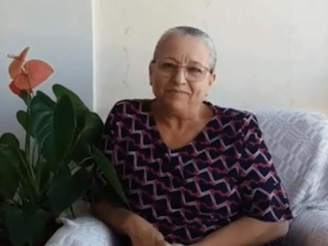 Mirlene Damázio foi nomeada como reitora pro tempore da UFGD (Foto: Reprodução)