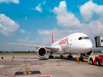 Avianca não opera mais em Mato Grosso do Sul a partir de segunda