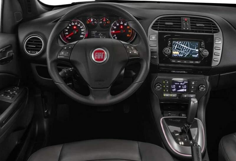 Fiat lança Bravo 2016 com visual renovado