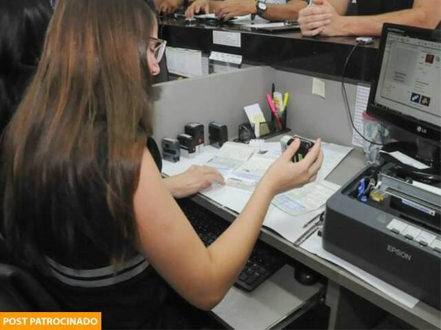 Pessoas com mais de 70 anos já podem registrar pacto antenupcial em cartórios de MS. (Foto: Marina Pacheco)