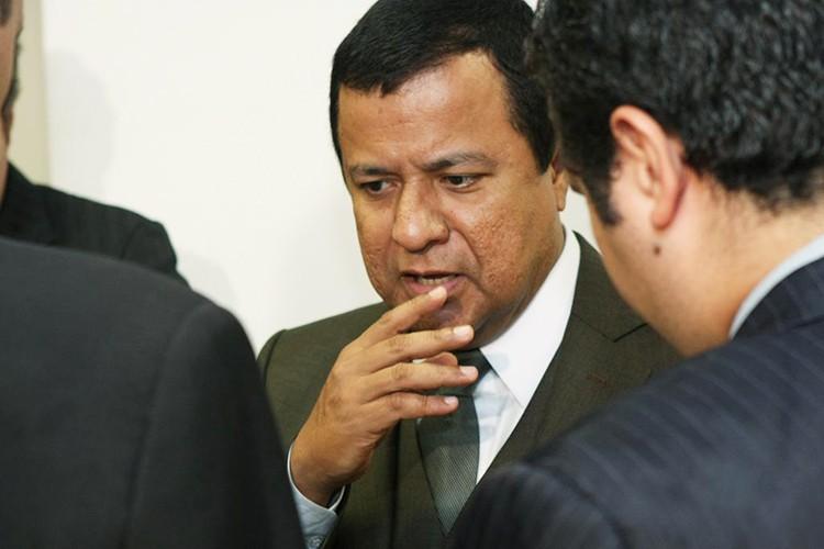O deputado Amarildo Cruz disse que a bancada do PT na Assembléia não aceitará regime de urgência para o projeto de reforma previdenciária estadual (Foto: AL/Divulgação)