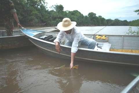 Para proteger Piracema, pesca está proibida a partir desta quarta-feira