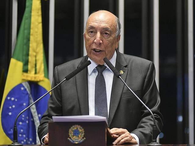 Pedro Chaves se filiou em fevereiro ao PRB e, apontando quebra de acordo, desistiu de disputar a reeleição em chapa de Odilon. (Foto: Jeferson Rudy/Agência Senado)