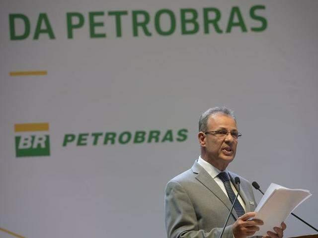 O ministro de Minas e Energia participou da posse do novo presidente da Petrobras, Roberto Castello Branco, no Rio de Janeiro. (Foto:Fernando Frazão/Agência Brasil)