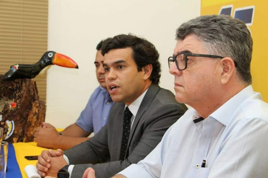 Deputado Beto Pereira assume direção estadual do PSDB (Foto: André Bittar)