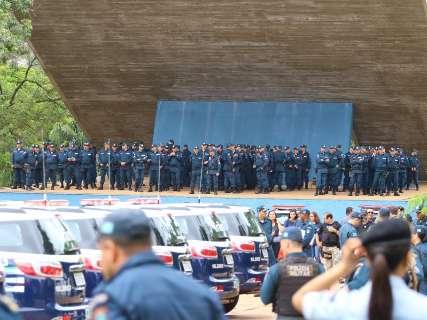Governo fará concursos com 650 vagas para a Polícia Militar e Bombeiros