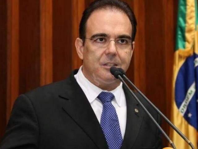 Felipe Orro durante sessão na Assembleia Legislativa.