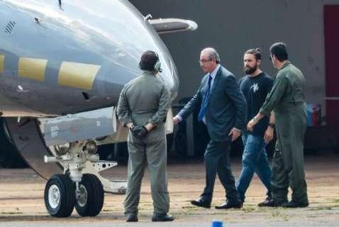 Marun se diz entristecido, mas sem planos de visitar Cunha preso no PR