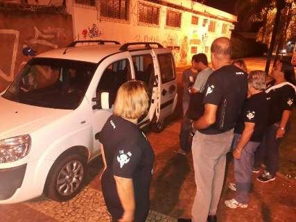 Projeto social quer resgatar moradores de rua e reduzir crimes na região central