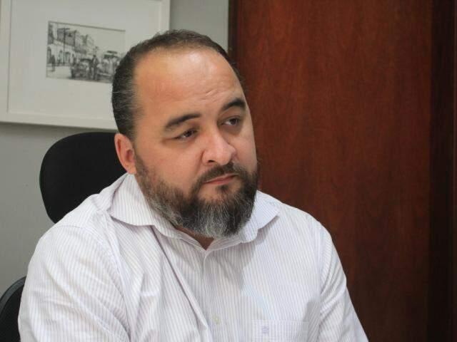 Victor Souza é juiz federal de vara previdenciária no Rio de Janeiro (Foto: Marina Pacheco)