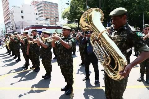 Agetran vai interditar 29 trechos da região central para desfile cívico
