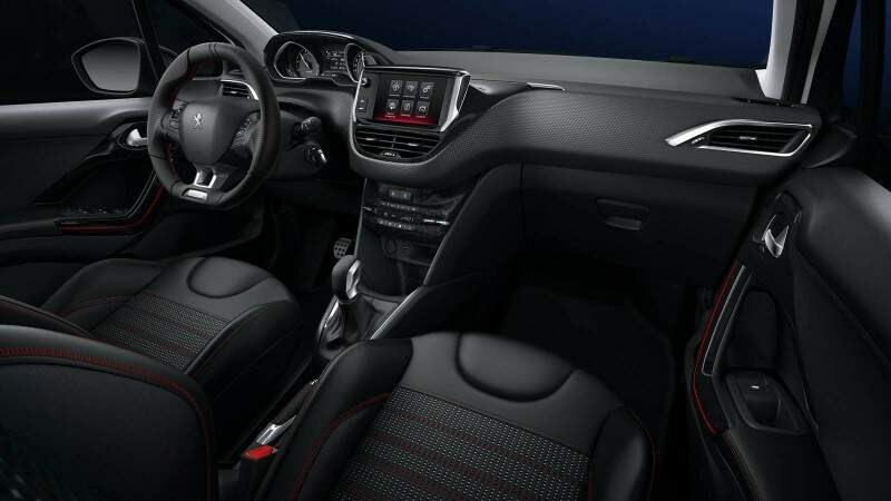 Peugeot divulga imagens do 208 reestilizado na Europa