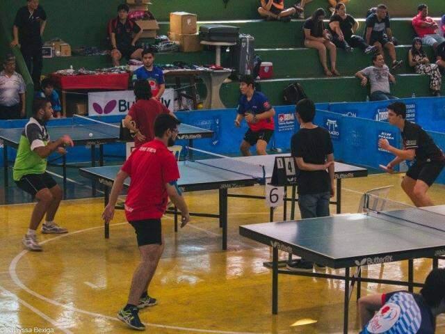 Associação Nipo Brasileira recebe competição de tênis de mesa neste fim de semana (Foto: Divulgação)