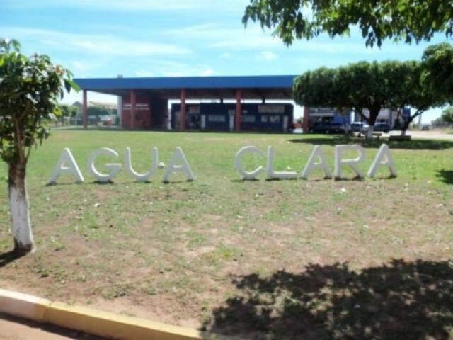 Um dos pontos turísticos de Água Clara (Foto: Divulgação/Prefeitura)