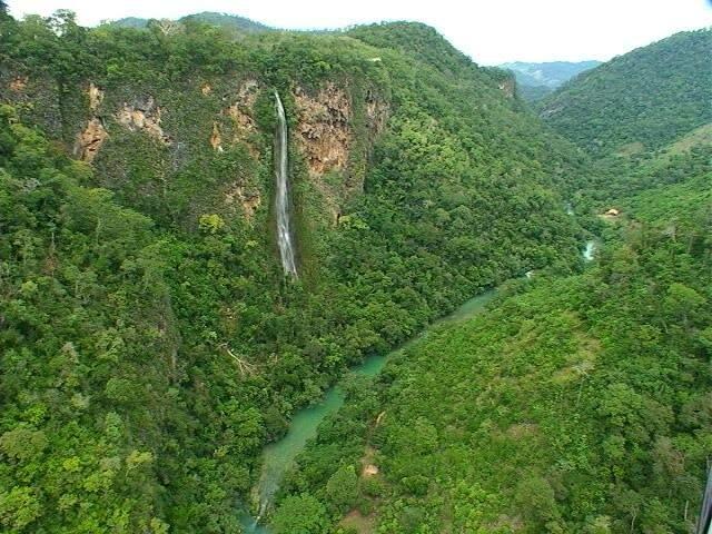 O Parque Nacional da Serra da Bodoquena tem 77.021,58 hectares. (Foto: Divulgação)
