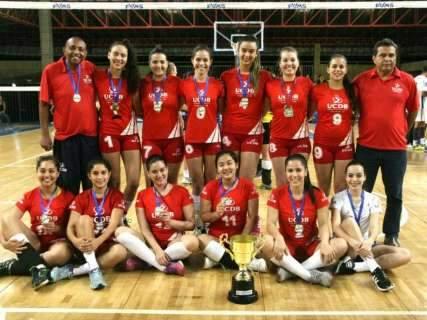 Copa Pantanal de Voleibol começa nesta sexta-feira