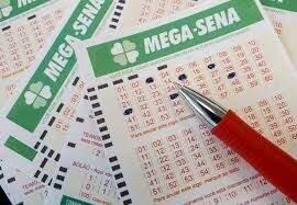 Apostas da Mega-Sena podem ser feita até esta tarde.