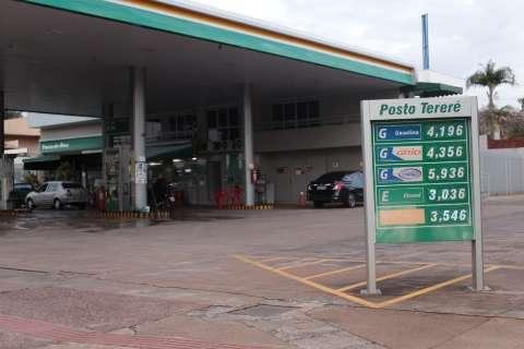 Procon notifica postos a comprovar valor pago pelos combustíveis