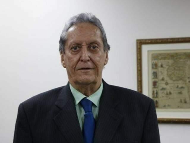 Desembargador Romero Osme Dias Lopes (Foto: Assessoria/ TJMS)