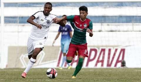 Operário faz 3 a 2 e se despede da Copa São Paulo com vitória